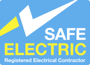 KD Electrical is SAFE ELECTRIC Registered Electrical Contractor